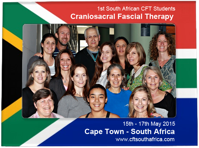 Craniosacral Fascial Therapy Cape Town Class Photo